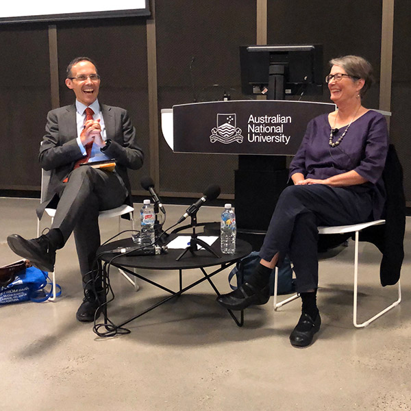Judith Brett on Compulsory Voting and Other Australian Electoral Innovations - Canberra, 13 March