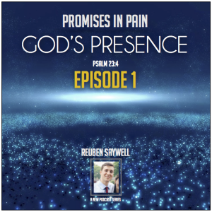 #1 The Promise of God's Presence