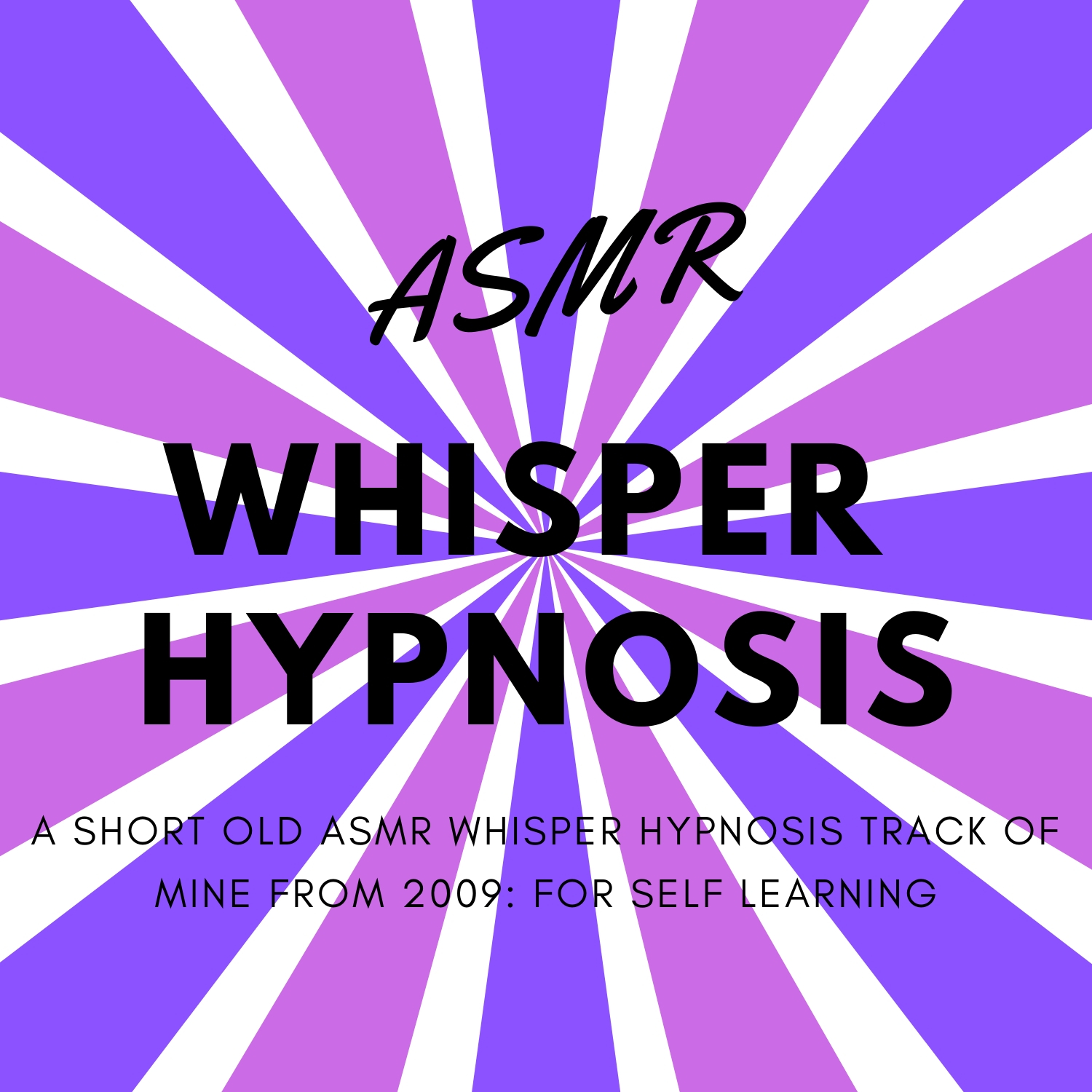 ASMR Whisper Hypnosis (Male British Voice) for Self Learning