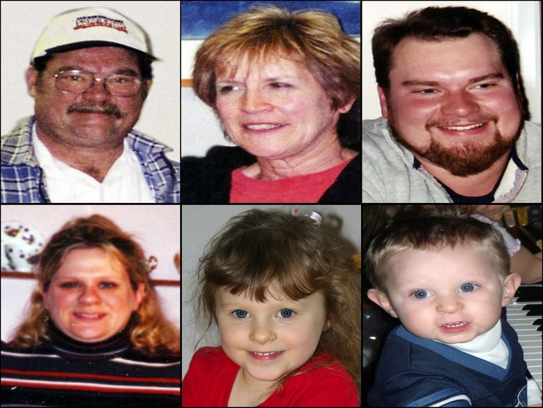 Episode #54: The 2007 Christmas Eve Carnation Murders