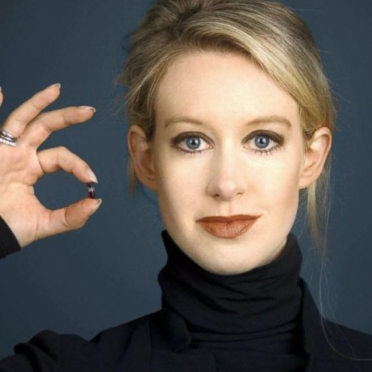 #76, Part 1: The Rise & Fall of Theranos & Elizabeth Holmes