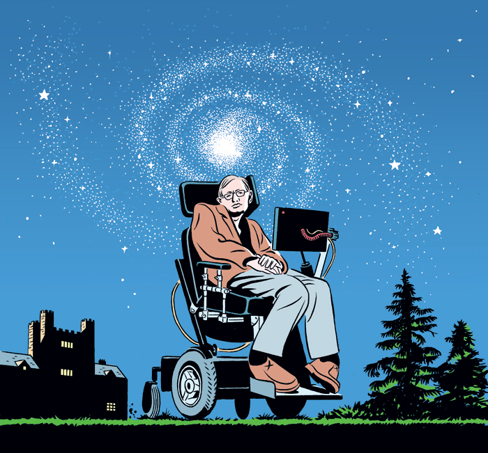 192: Stephen Hawking, Star Trek, Toys, Robots and Comic Books