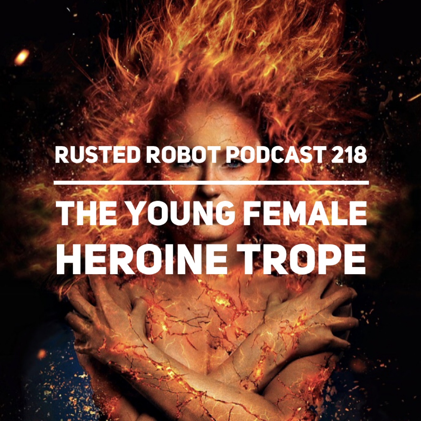 218: The Young Female Heroine Trope