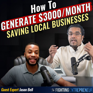 How To Make $3,000 A Month Helping Save Local Businesses During This Time With Jason Bell