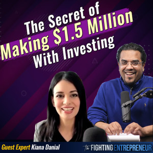 How She Made Her Family $1.5 Million In Less Than 1 Hour Per Month Investing with Kiana Danial