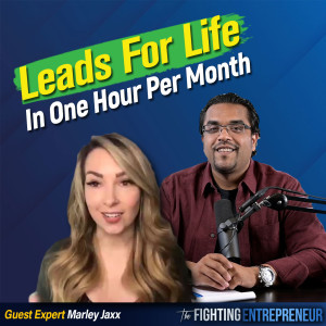 One Day A Month Video marketing Strategy To Generate Leads For Life with Marley Jaxx