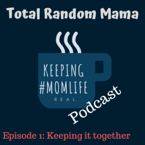 Episode 1 - Keeping it together