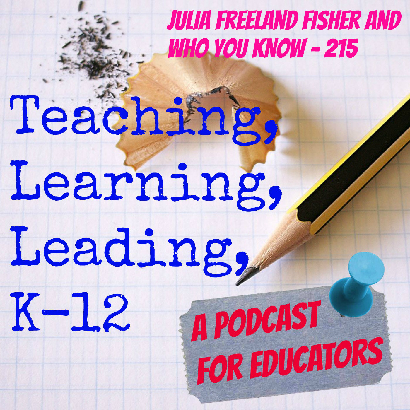 Julia Freeland Fisher and Who You Know -215