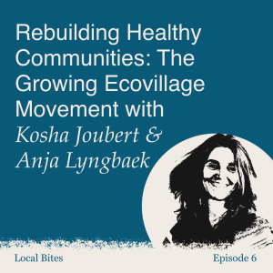 Episode 6 - Rebuilding Healthy Communities: The Growing Ecovillage Movement
