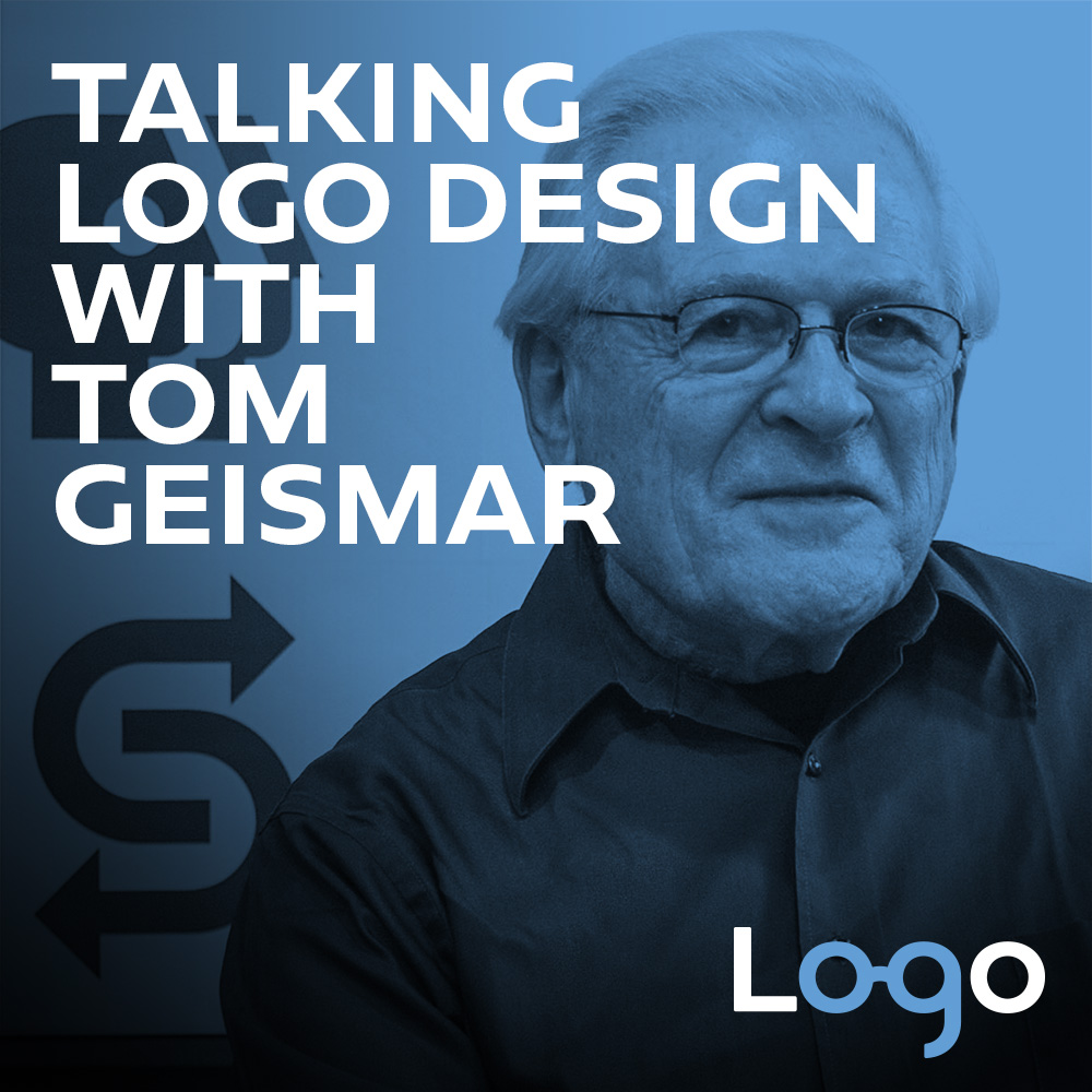 Talking Logo Design with Tom Geismar