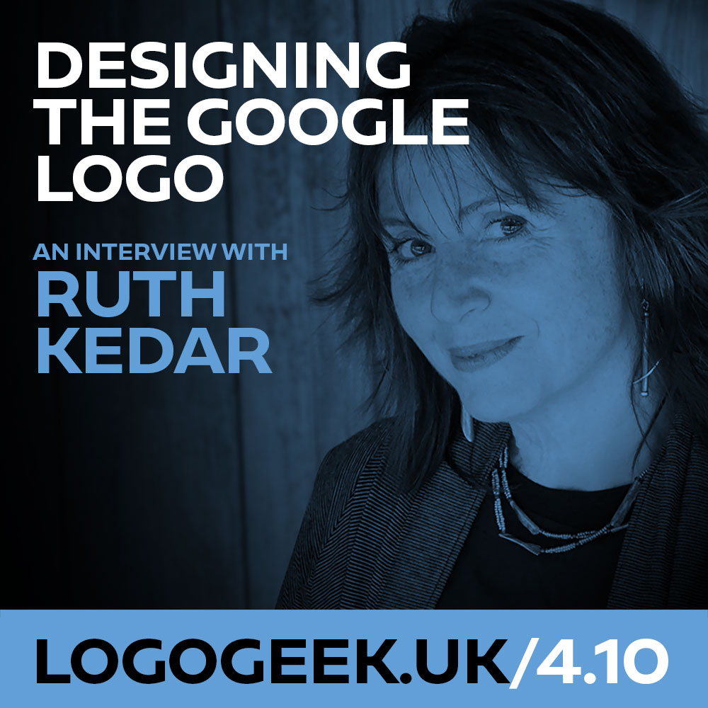 #4.10: Designing The Google Logo - An interview with Ruth Kedar