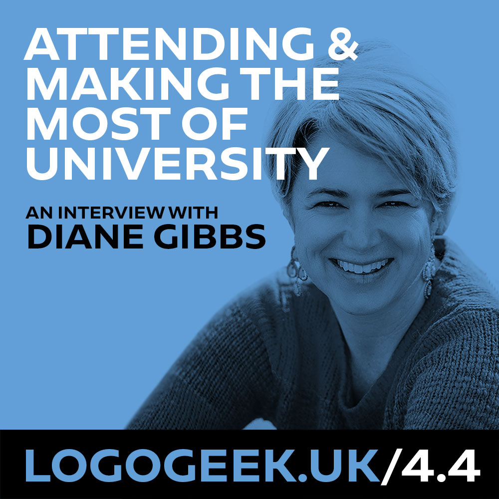 #4.4: Making the most of university - An interview with Diane Gibbs