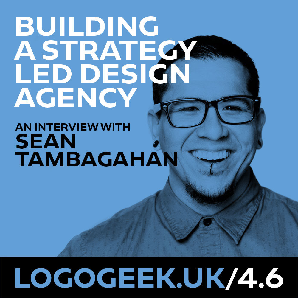 #4.6: Building a strategy led design agency - An interview with Sean Tambagahan