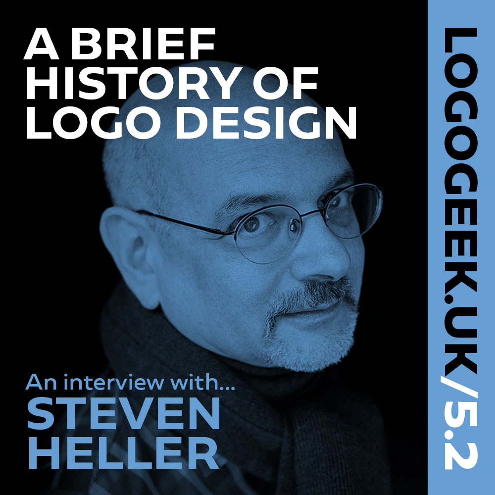 An interview with Steven Heller – Logo Geek