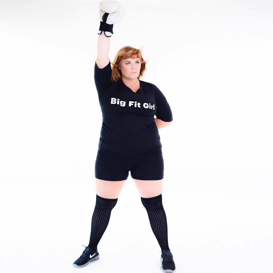 38: Louise Green: Big Fit Girl