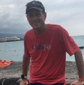 83: Mike Rouse: The Joy of Running and Running and Running