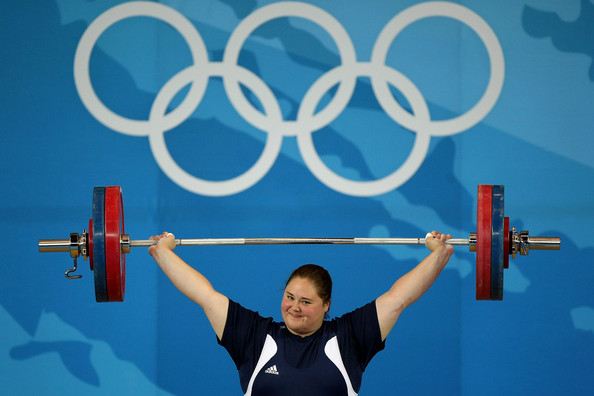 62: Cheryl Haworth: Olympian, Weightlifter, Coach and Badass
