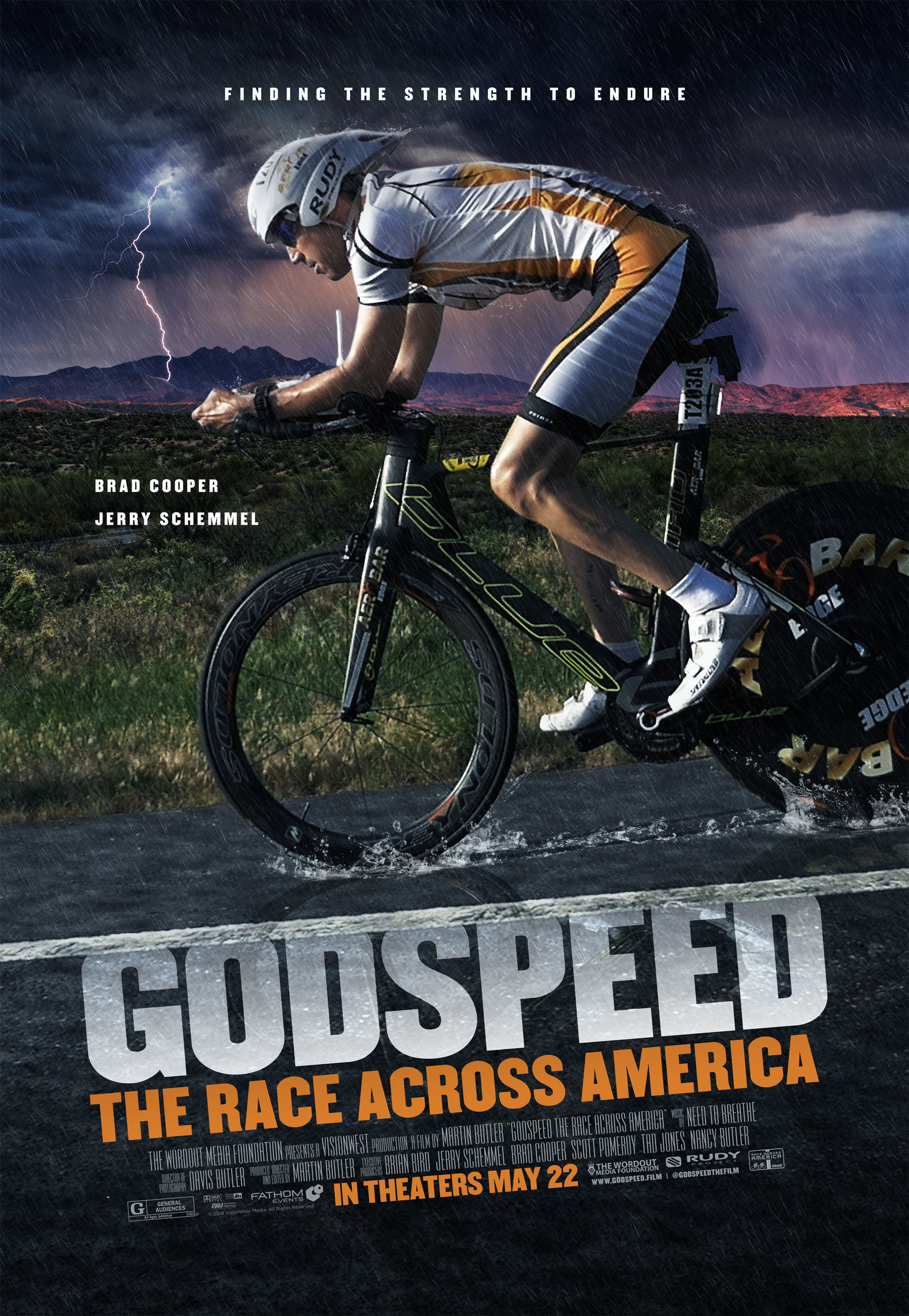 70: Brad Cooper: Godspeed - The Race Across America