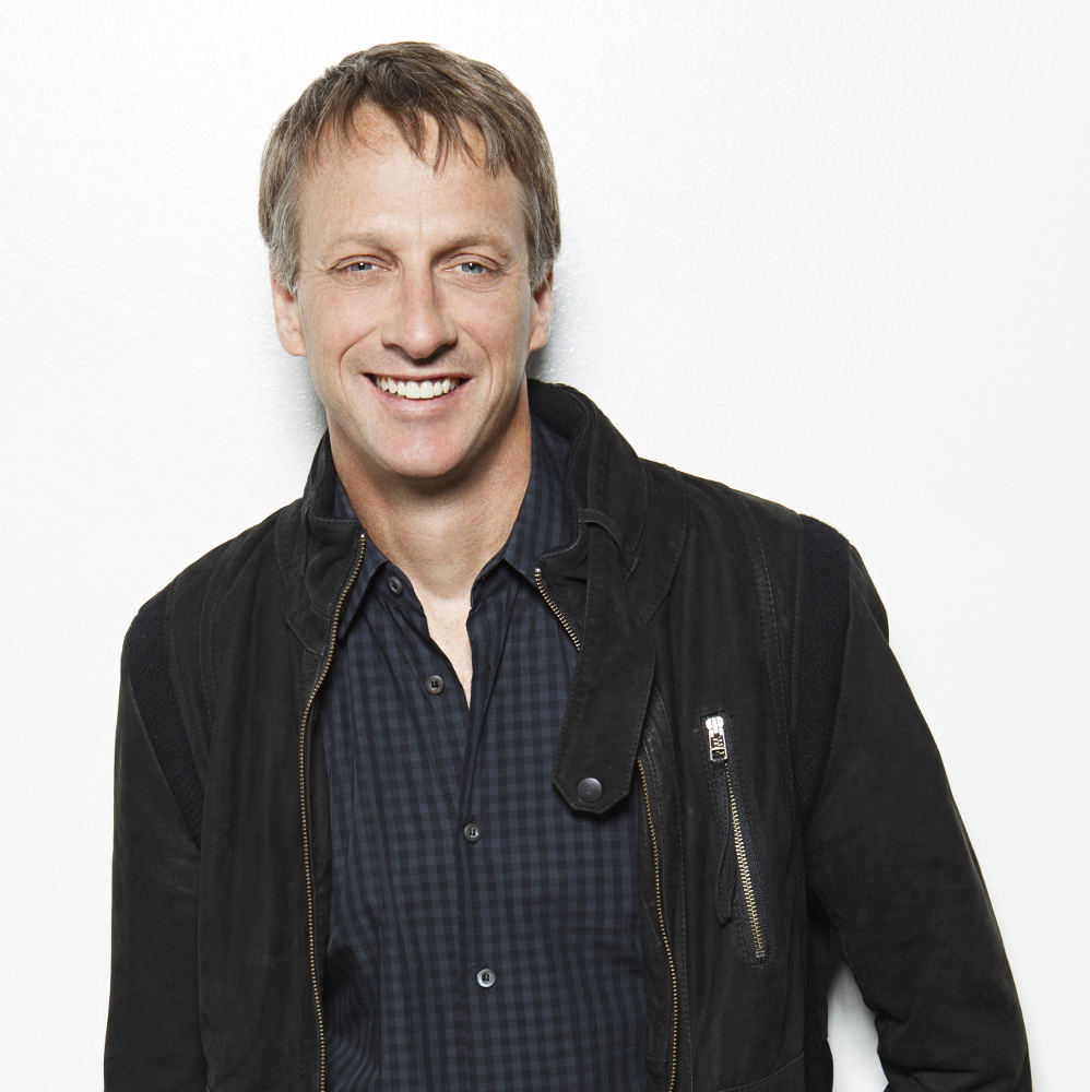 88: Tony Hawk: Skateboarding, Chimpanzees, Parenting and Video Games
