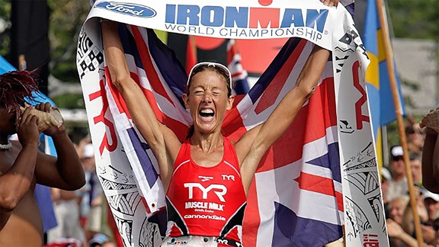 60: Chrissie Wellington: To The Finish Line with a 4-Time IRONMAN World Champion