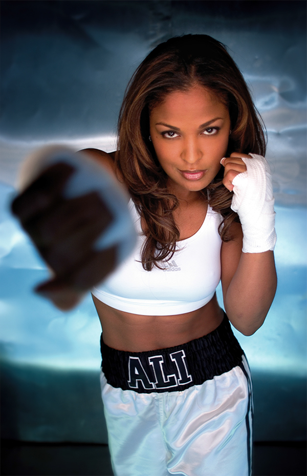 73: Laila Ali: Boxing and Thinking Outside of the Box