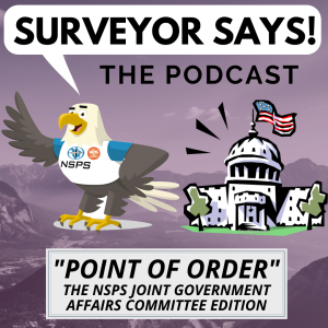 """Episode 35 - This """"Point of Order"""" episode is a conversation with David Grossman, Executive Director of GPS Innovation Alliance (GPSIA)."""