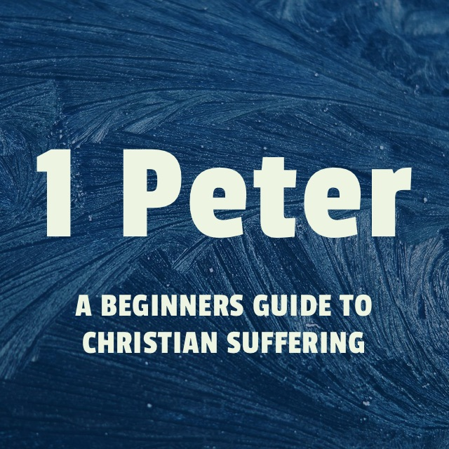 1 Peter Wk4 20180708 Early Ten30 & 5pm churches