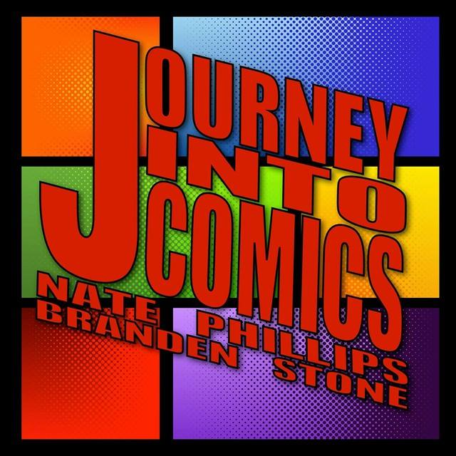 Journey Into Comics 101 - Welcome Home