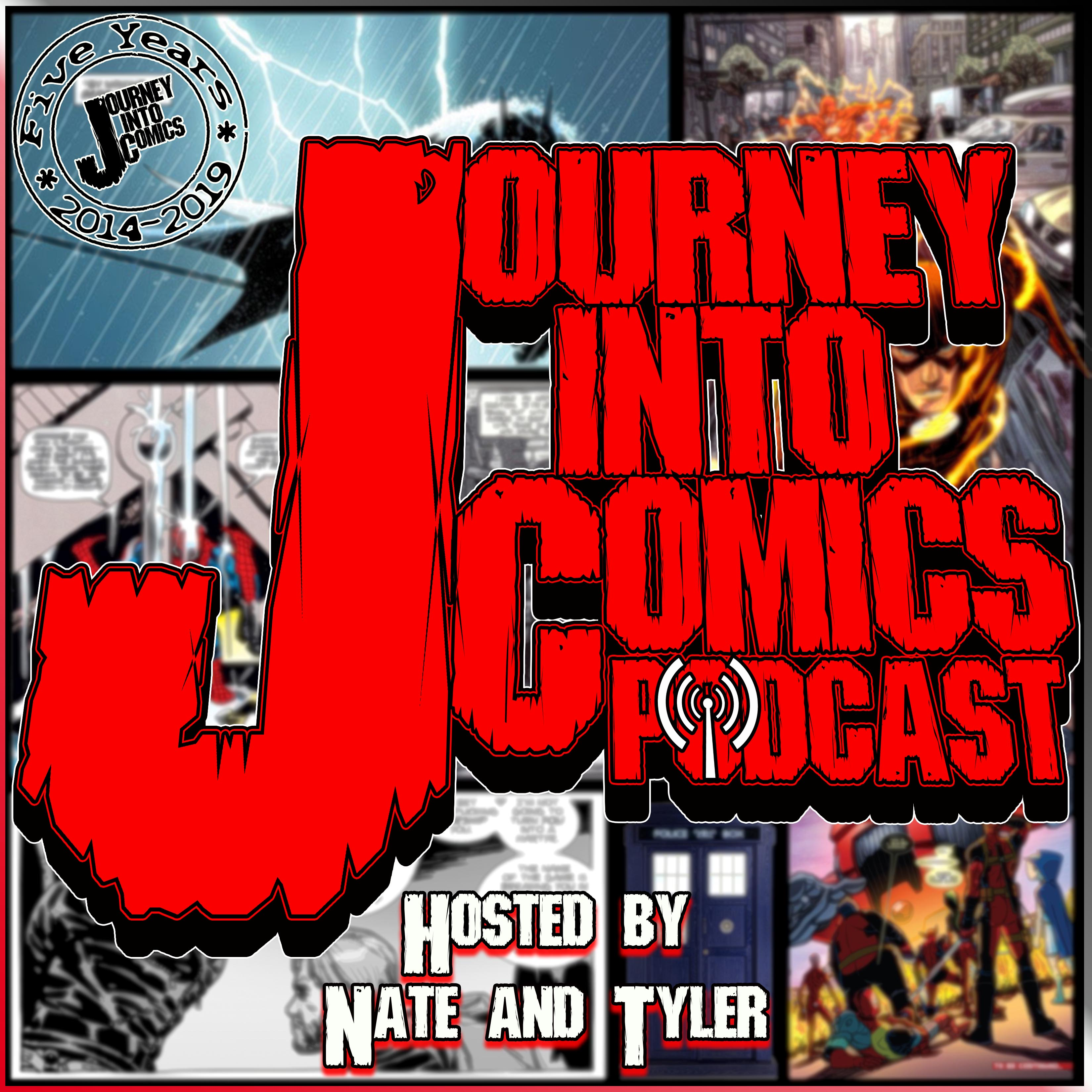 Journey Into Comics 260 - Big Poppa 'Pocalypse