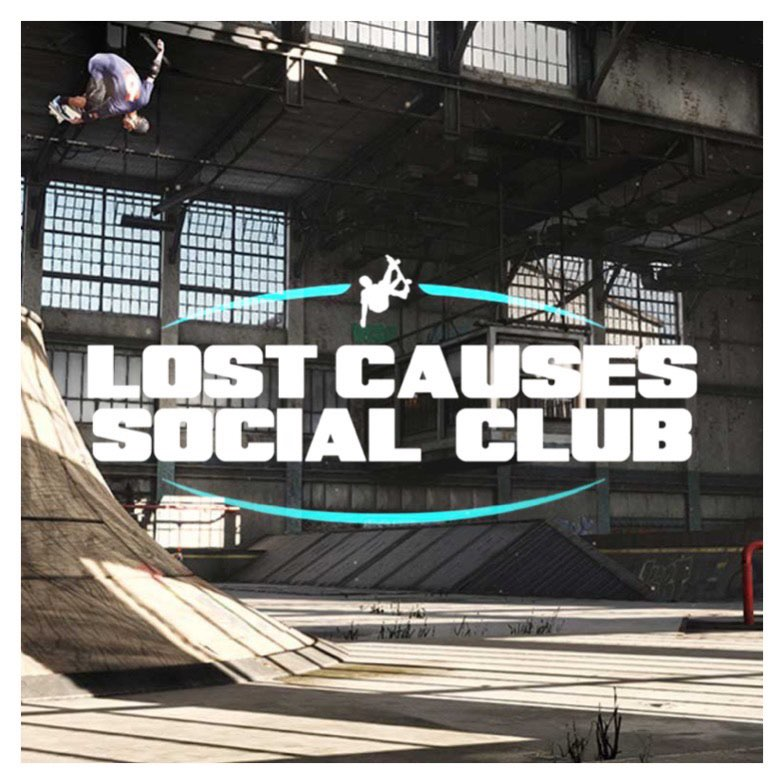 Lost Causes Social Club 007 - Here I Am, Doing Everything I Can