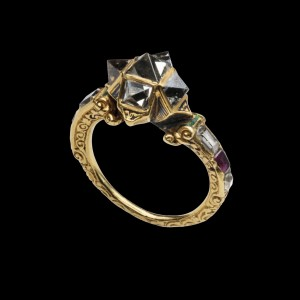 The Four C's and Historic Diamonds