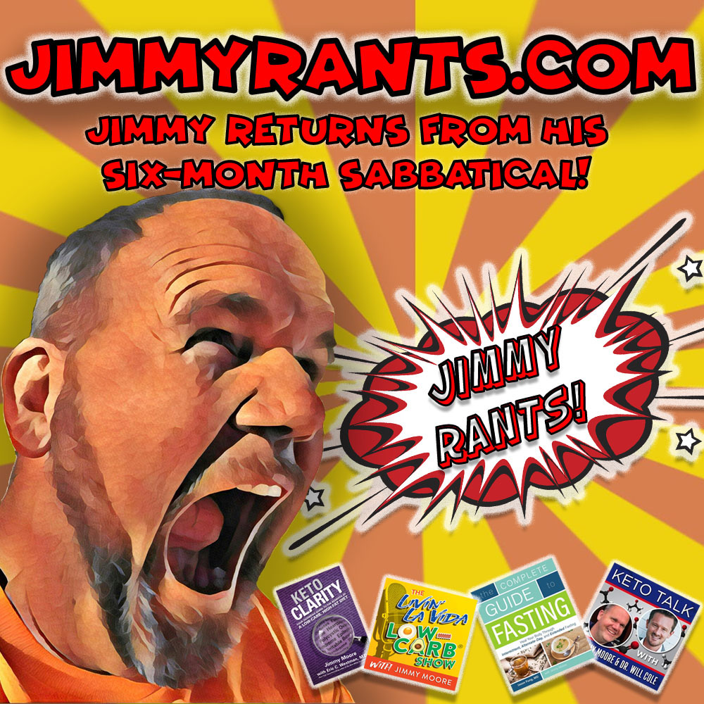 Jimmy Rants Episode 186 | JIMMY'S BACK! Jimmy's Update On His Six-Month Sabbatical