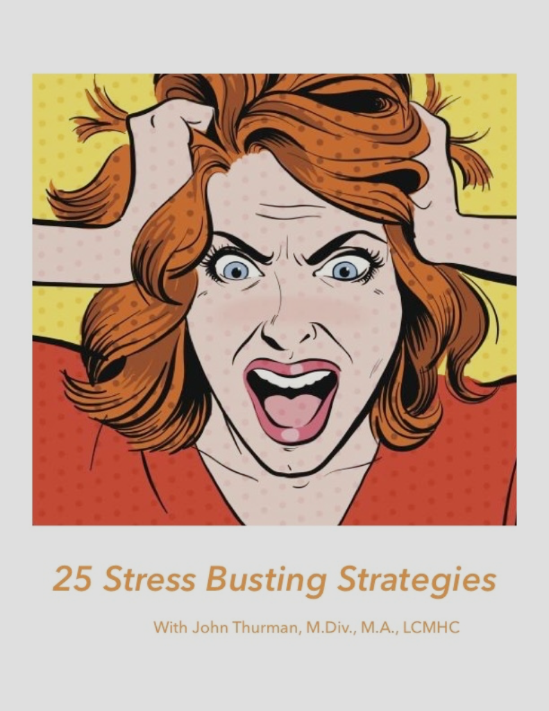 25 Proven Stress Busting Strategies