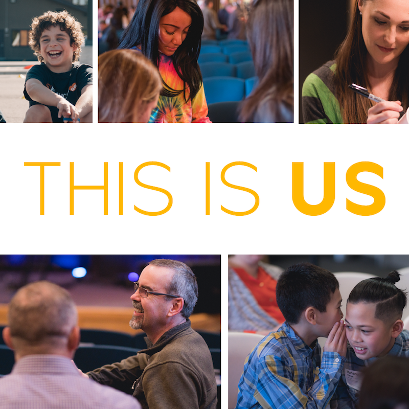 Aug 26 - Pastor Mark Zweifel - This is Us | Our Bedrock