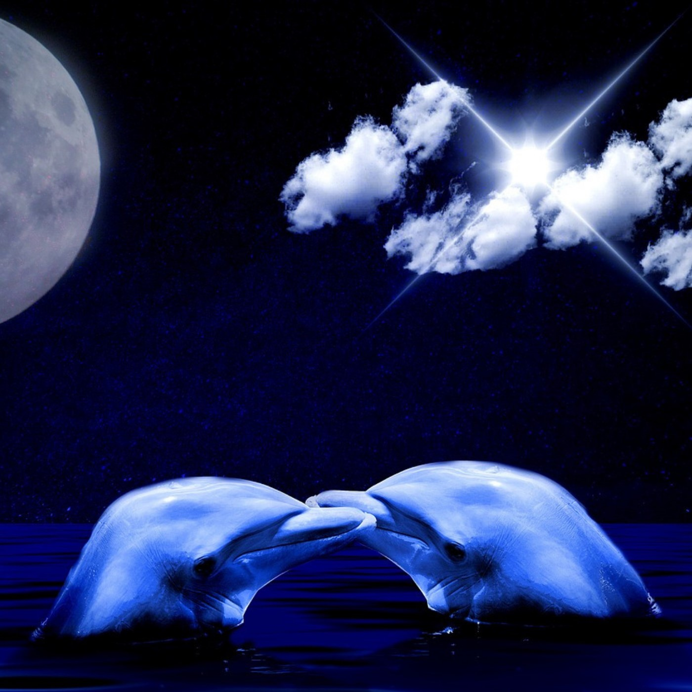 Sleep Meditation for Kids: DOLPHIN DREAMS - Bedtime Meditation for Children