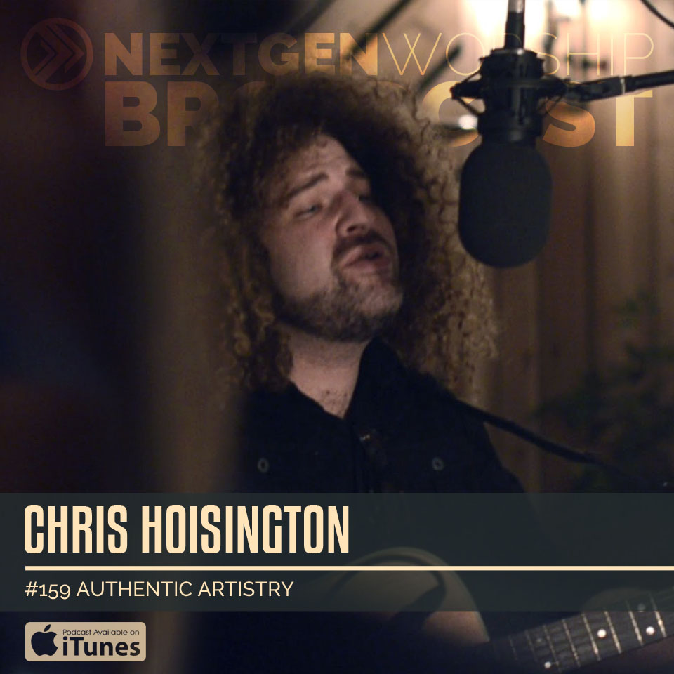 #159 CHRIS HOISINGTON - AUTHENTIC ARTISTRY