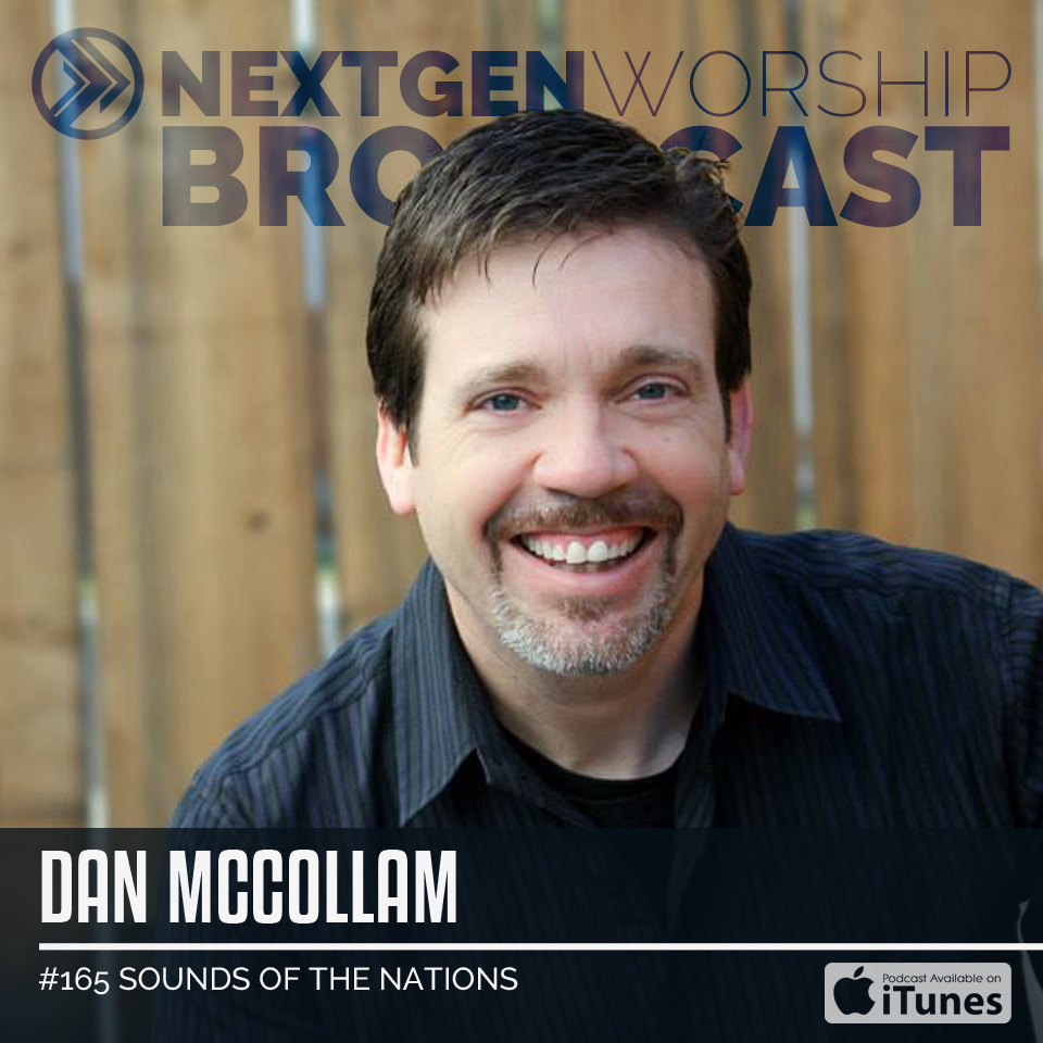 #165 SOUNDS OF THE NATIONS - DAN MCCOLLAM