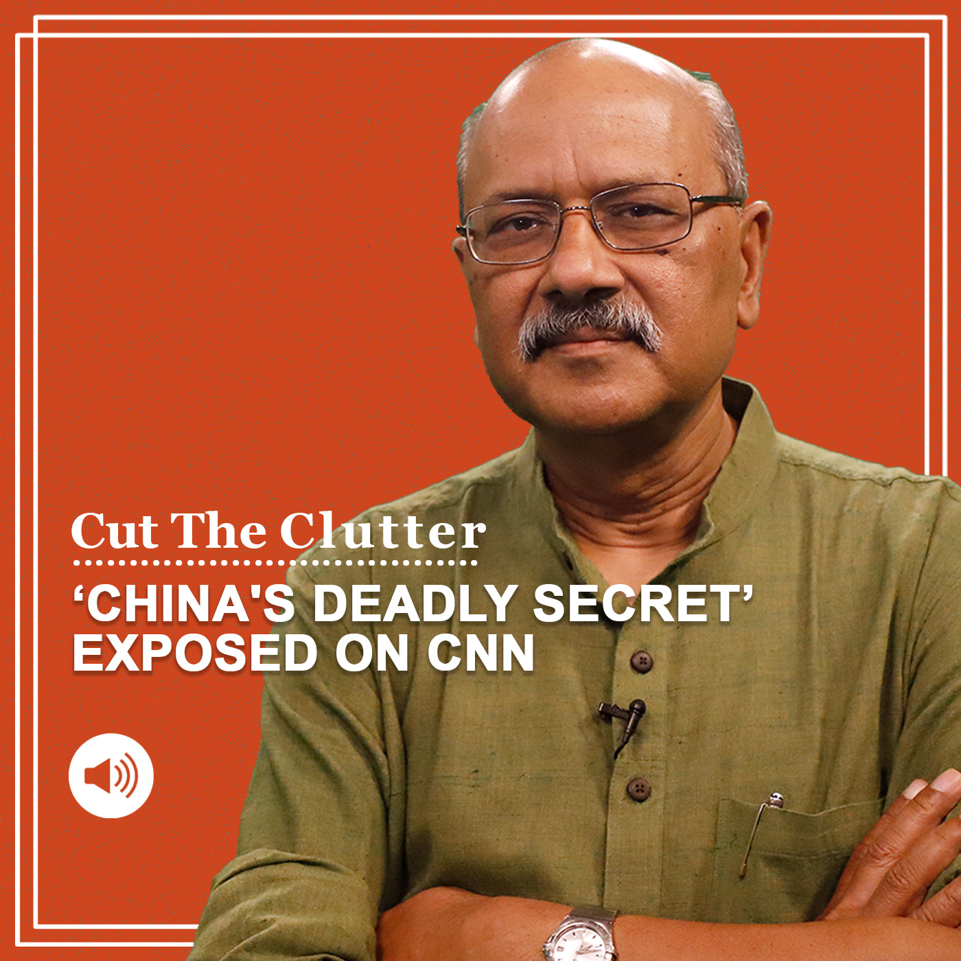 Cut The Clutter: 6 highlights in CNN investigation on how China hid Covid. And the chap who slept with his hockey stick