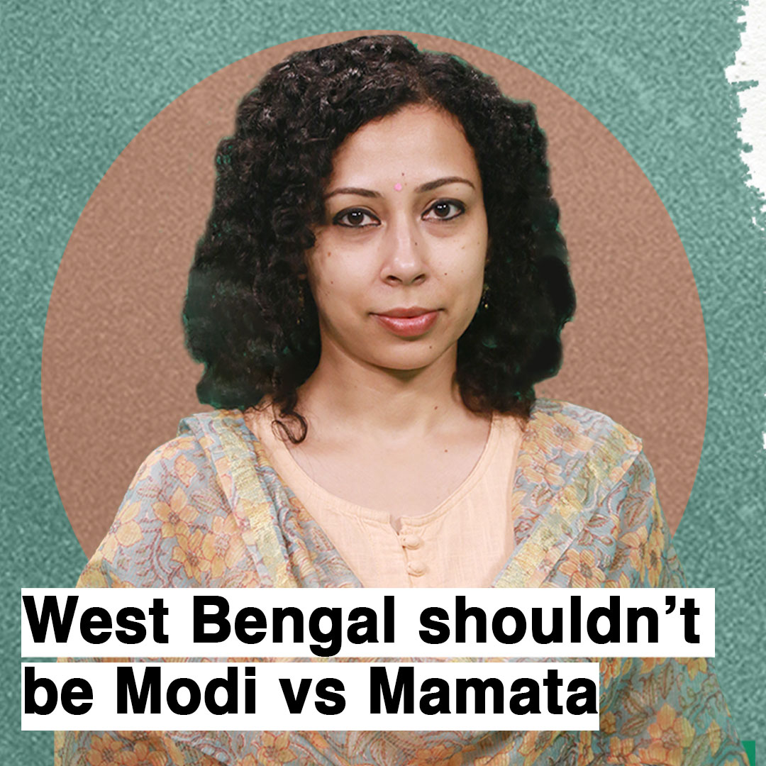 BJP must have CM face in WB. Voters shouldn't get a Yogi or Biplab after voting in Modi's name