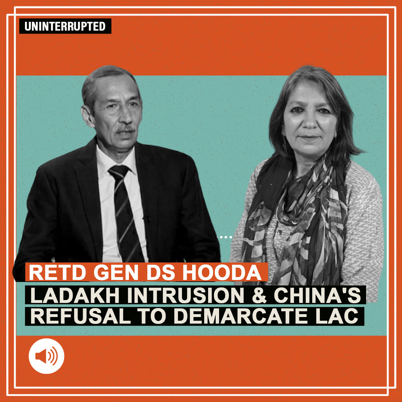 China's Ladakh intrusion is part of larger game-plan to put pressure on India : Retd Gen DS Hooda