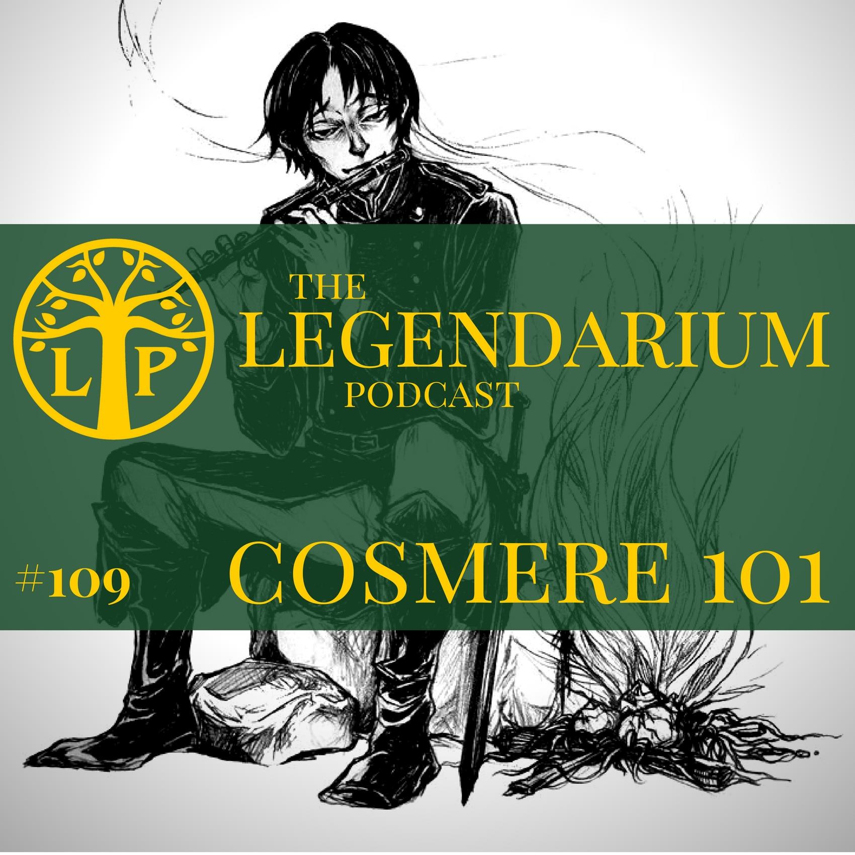 #109. Cosmere 101
