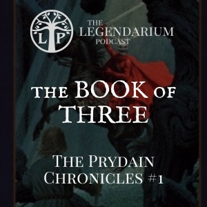 #323. The Book of Three (Prydain Chronicles #1)