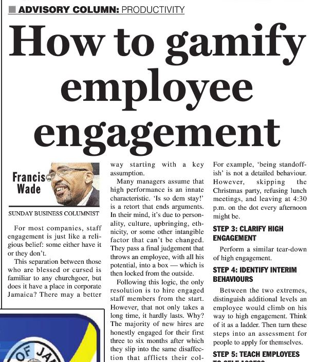 How to Gamify Employee Engagement