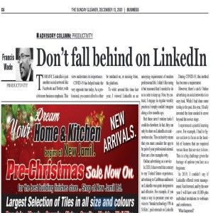 Are you falling behind on LinkedIn?
