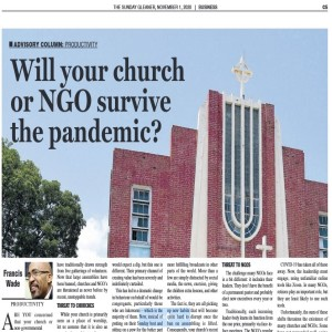 Will Your Church or NGO Survive the Pandemic?