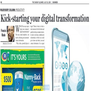 The Easiest Way to Start Your Digital Transformation