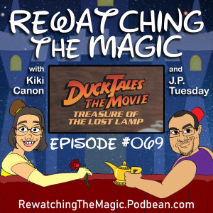 RTM 069 - DuckTales the Movie: Treasure of the Lost Lamp (1990)