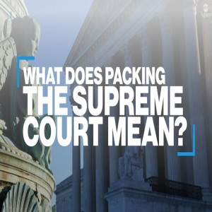 Unpacking court packing: Why the Dems won't fight Barrett's nomination |The Mark Harrington Show | 10-13-20