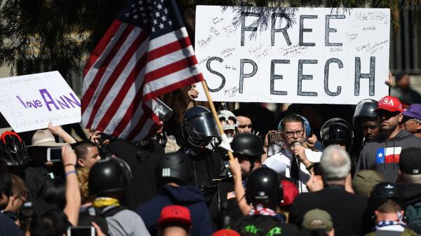 'Campus Free Speech Act' Introduced in the Ohio House | The Mark Harrington Show