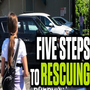 Five Steps to Rescuing: An Activist's Guide to Saving Lives   The Mark Harrington Show   9-10-20